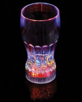 "5.75"" Flashing Glass – 10 oz"