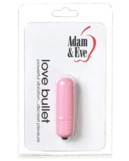 Adam & Eve Love Bullet – Pink