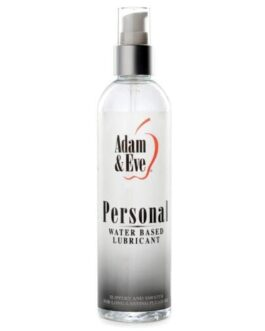 Adam & Eve Personal Water Based Lube – 8oz