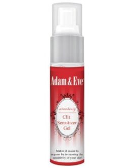 Adam & Eve Clit Sensitizer – 1 oz Strawberry
