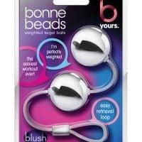 Blush B Yours Bonne Beads – Silver