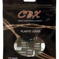 Plastic Cock Cage Lock – Pack of 10