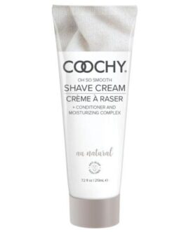 COOCHY Shave Cream – 7.2 oz Au Natural