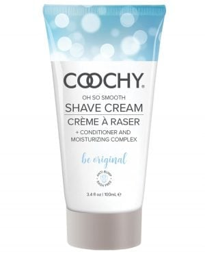 COOCHY Shave Cream - 3.4 oz Be Original