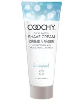 COOCHY Shave Cream – 12.5 oz Be Original