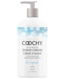 COOCHY Shave Cream – 32 oz Be Original