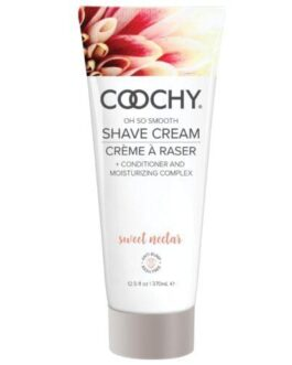 COOCHY Shave Cream – 12.5 oz Sweet Nectar