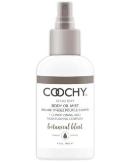 COOCHY Body Oil Mist – 4 oz Botanical Blast