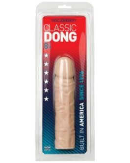 "8"" Classic Dong – White"