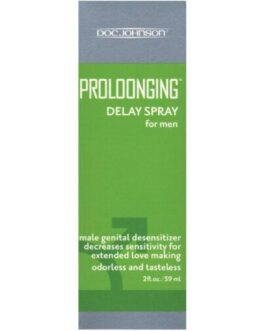 Prolonging Spray – 2 oz