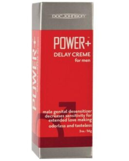 Power Plus Cream – 2 oz
