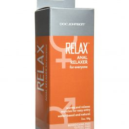 Relax Anal Relaxer – 2 oz Tube