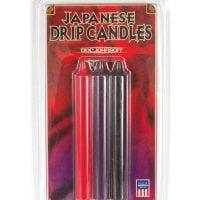 Japanese Drip Candles – Pack of 3