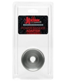 Kink Fucking Machines Power Banger Adapter for Glory Hole Variable Pressure Stroker