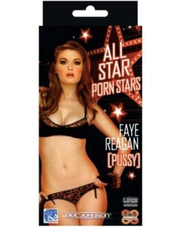 All Star Porn Stars Ultraskyn Pocket Pal – Faye Reagan