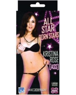 All Star Porn Stars Ultraskyn Pocket Pal – Kristina Rose
