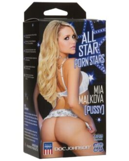 All Star Porn Stars Ultraskyn Pocket Pal – Mia Malkova