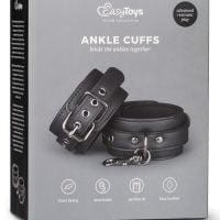 Easy Toys Fetish Ankle Cuffs – Black