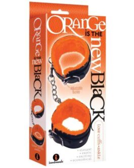 The 9's Orange is the New Black Ankle Love Cuffs