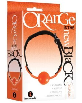 The 9's Orange is the New Black SiliGag