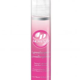 ID Moments Water Based Lubricant – 1 oz Pocket Bottle
