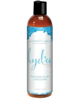 Intimate Earth Hydra Plant Cellulose Water Based Lubricant – 240 ml