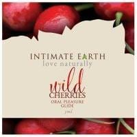 Intimate Earth Lubricant Wild Cherries – Foil