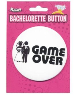 Bachelorette Button – Game Over
