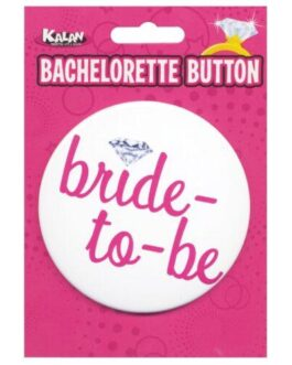 Bachelorette Button – Bride-To-Be