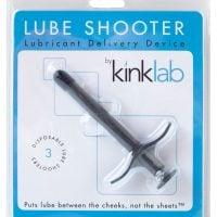 KinkLab Lube Shooter – Smoke