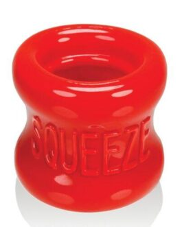 Oxballs Squeeze Ball Stretcher – Red