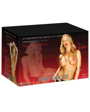 Penthouse CyberSkin Reality Doll - Nicole Aniston Drop Ship Only