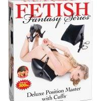 Fetish Fantasy Series Deluxe Position Master w/Cuffs