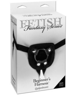Fetish Fantasy Series Beginners Harness – Black