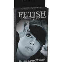 Fetish Fantasy Limited Edition Satin Love Mask