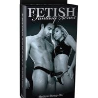 Fetish Fantasy Limited Edition Hollow Strap On – Black