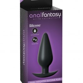 Anal Fantasy Collection Silicone Plug – Small