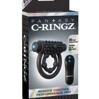 Fantasy C-Ringz Remote Control Performance Pro – Black