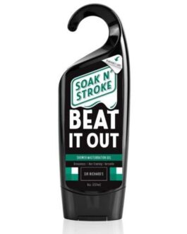 Sir Richard's  Soak N' Stroke Beat It Out Shower Masturbation Gel – 8 oz.