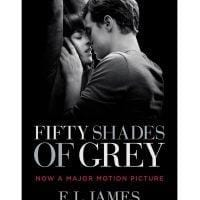 Fifty Shades of Grey Book – Movie Cover