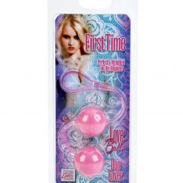 First Time Love Balls Duo Lover – Pink