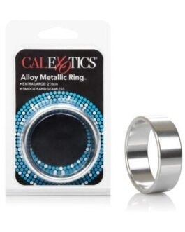 Alloy Metallic Ring – XL