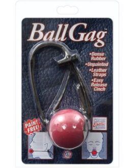 Ball Gag – Red