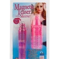 Magnetic Teaser w/Silicone Sleeve – Pink