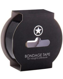 Shots Ouch Bondage Tape – Black