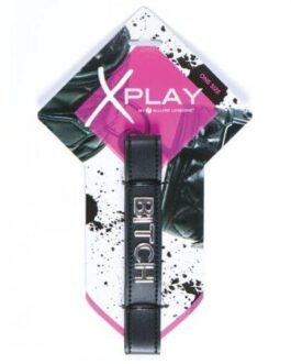 XPlay Talk Dirty to Me Collar – Bitch