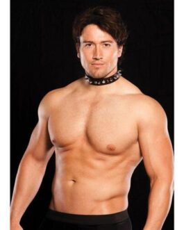 XPlay Spiked Collar – Black