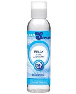 CleanStream Relax Desensitizing Anal Lube – 4 oz