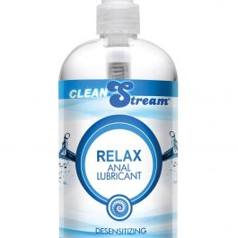 CleanStream Relax Desensitizing Anal Lube – 17 oz