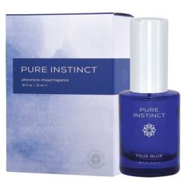 Pure Instinct Pheromone Fragrance – .85 oz. True Blue